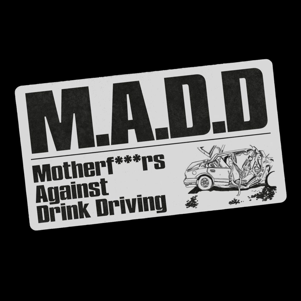 Madd Sticker