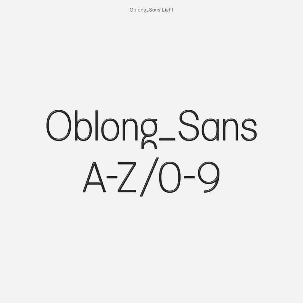 Oblong Sans_Johanne Lian Olsen10
