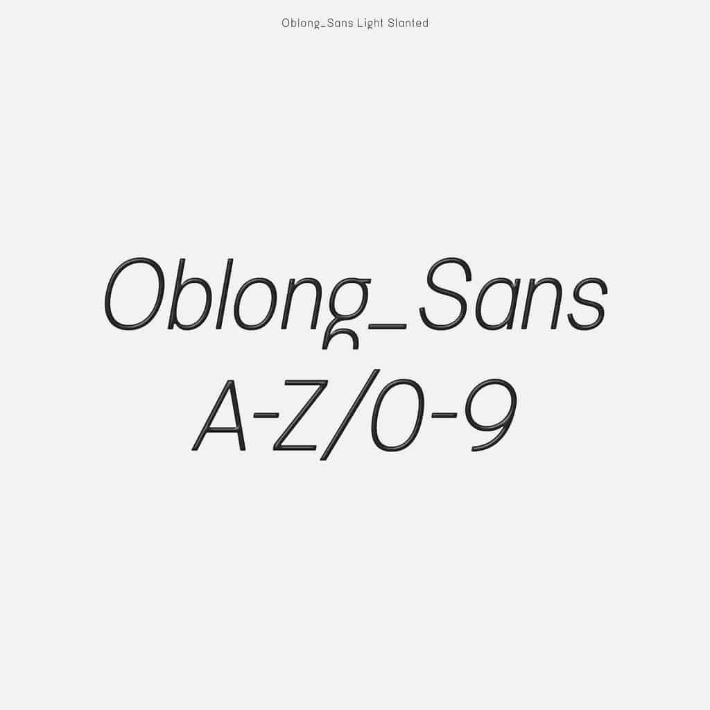 Oblong Sans_Johanne Lian Olsen11