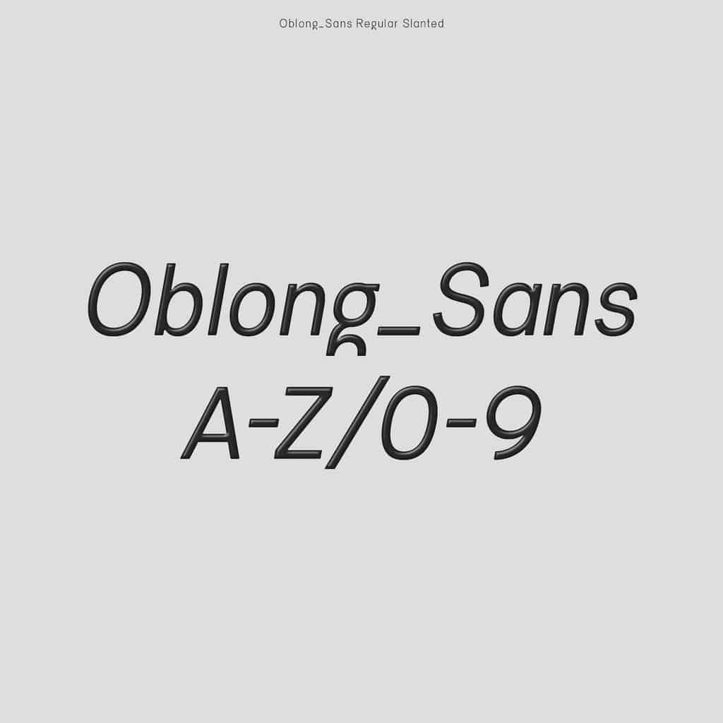 Oblong Sans_Johanne Lian Olsen13