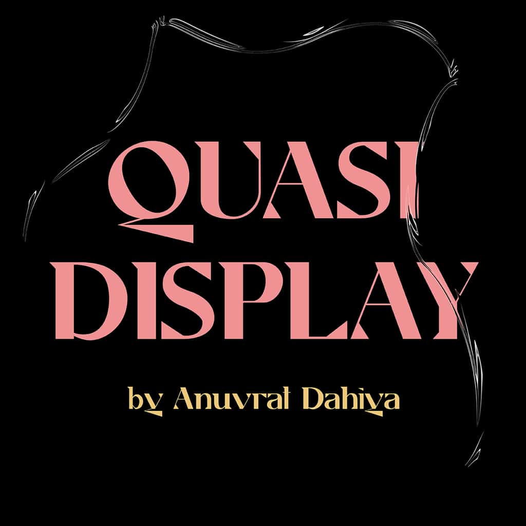 QuasiDisplay_SquareTypeSpecimen