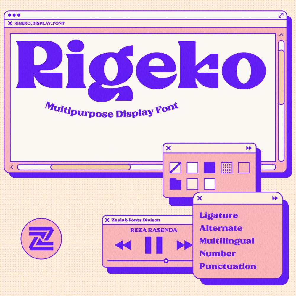 RIGEKO 1