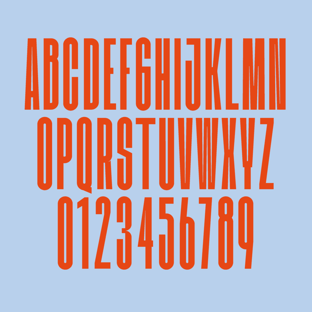 kobu-foundry-kotei-condensed-alphabet