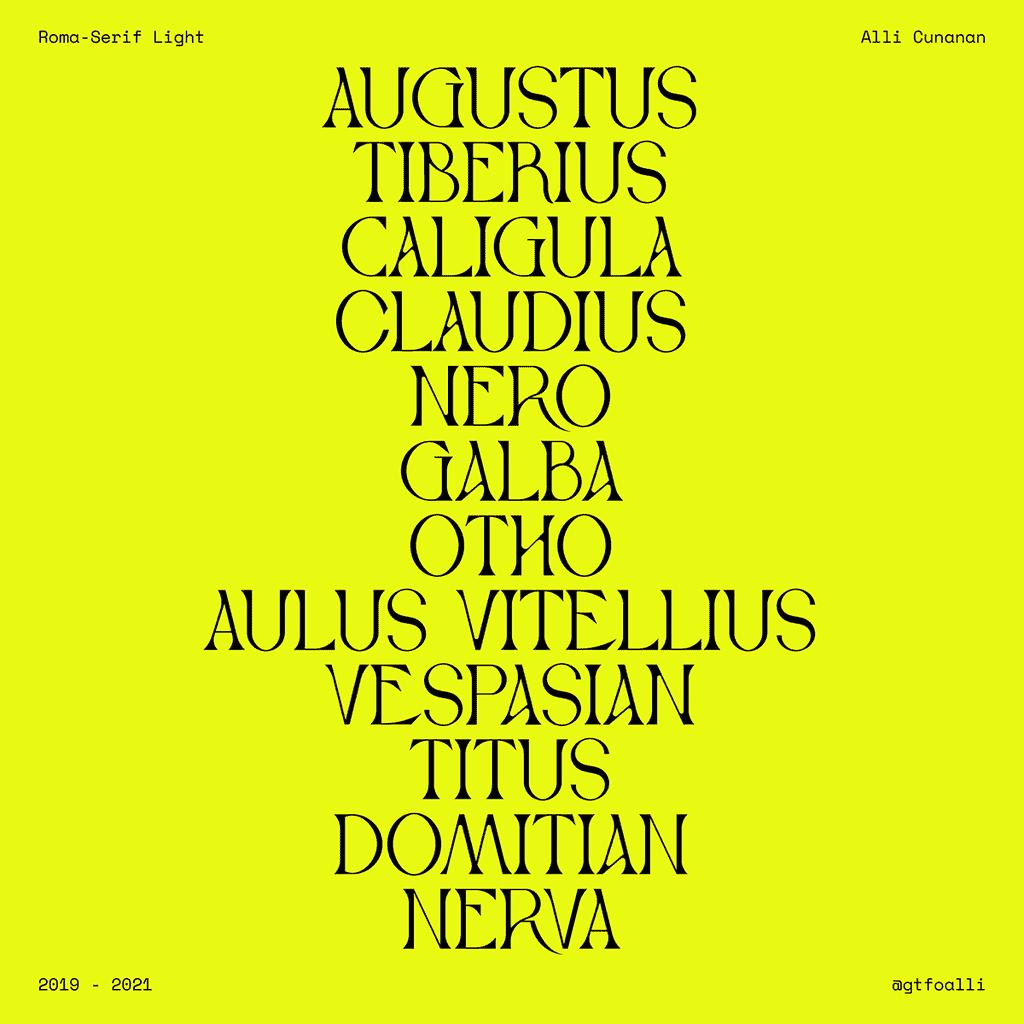 Roma Serif - Alli Cunanan-01
