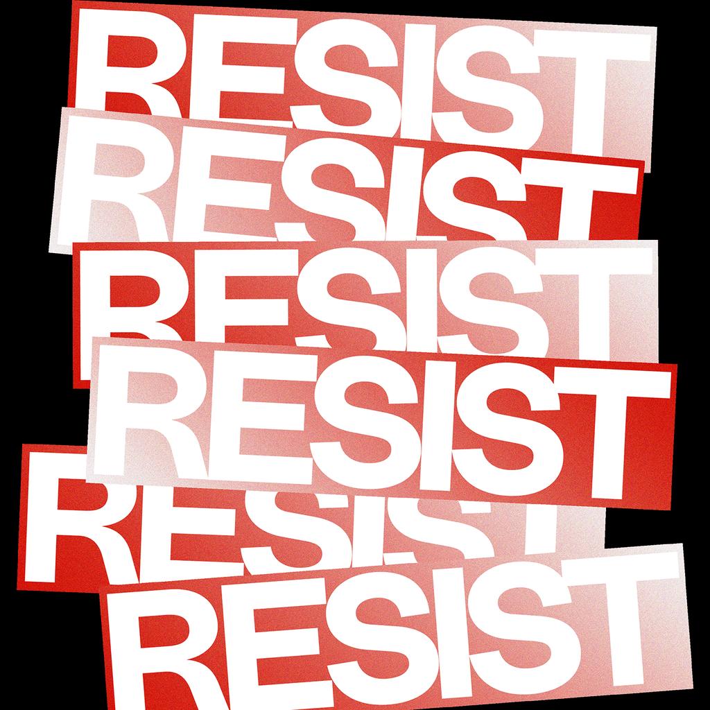Resist Sans