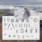 Constant Display Font